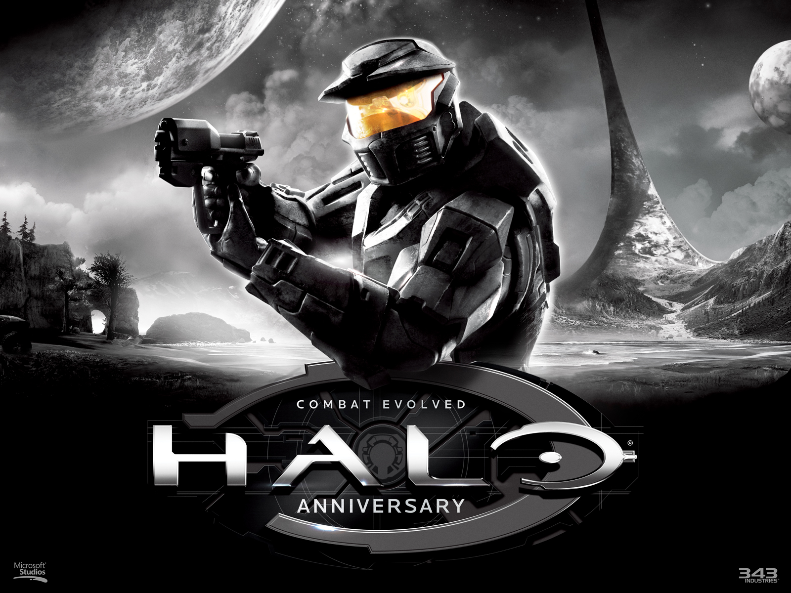 Halo Combat Evolved Anniversary Wallpaper   Select Game 1600x1200