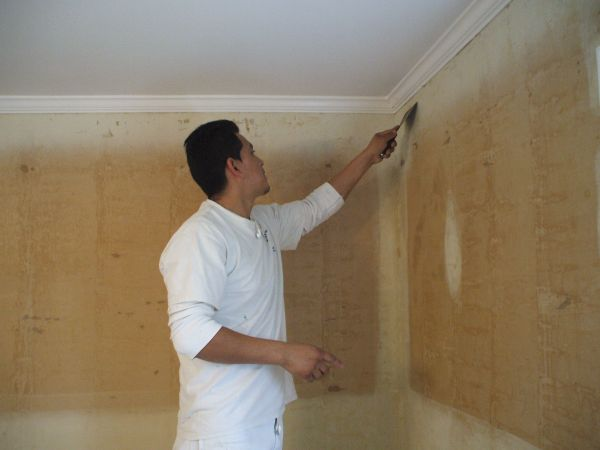 Remove your old wallpaper spotlessly and effectively   Home 600x450