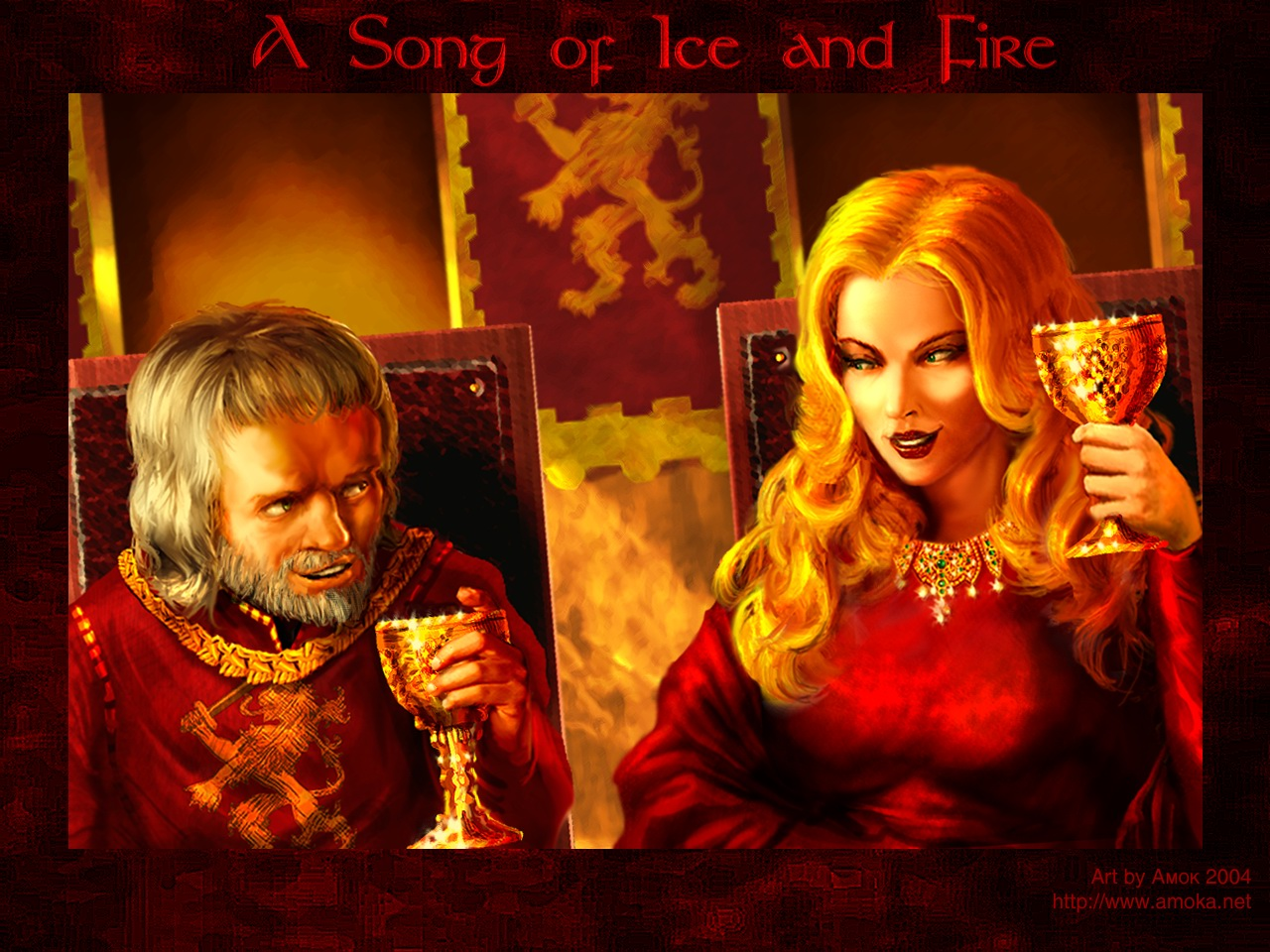 Lannister   A Song of Ice and Fire Wallpaper 27631679 1280x960