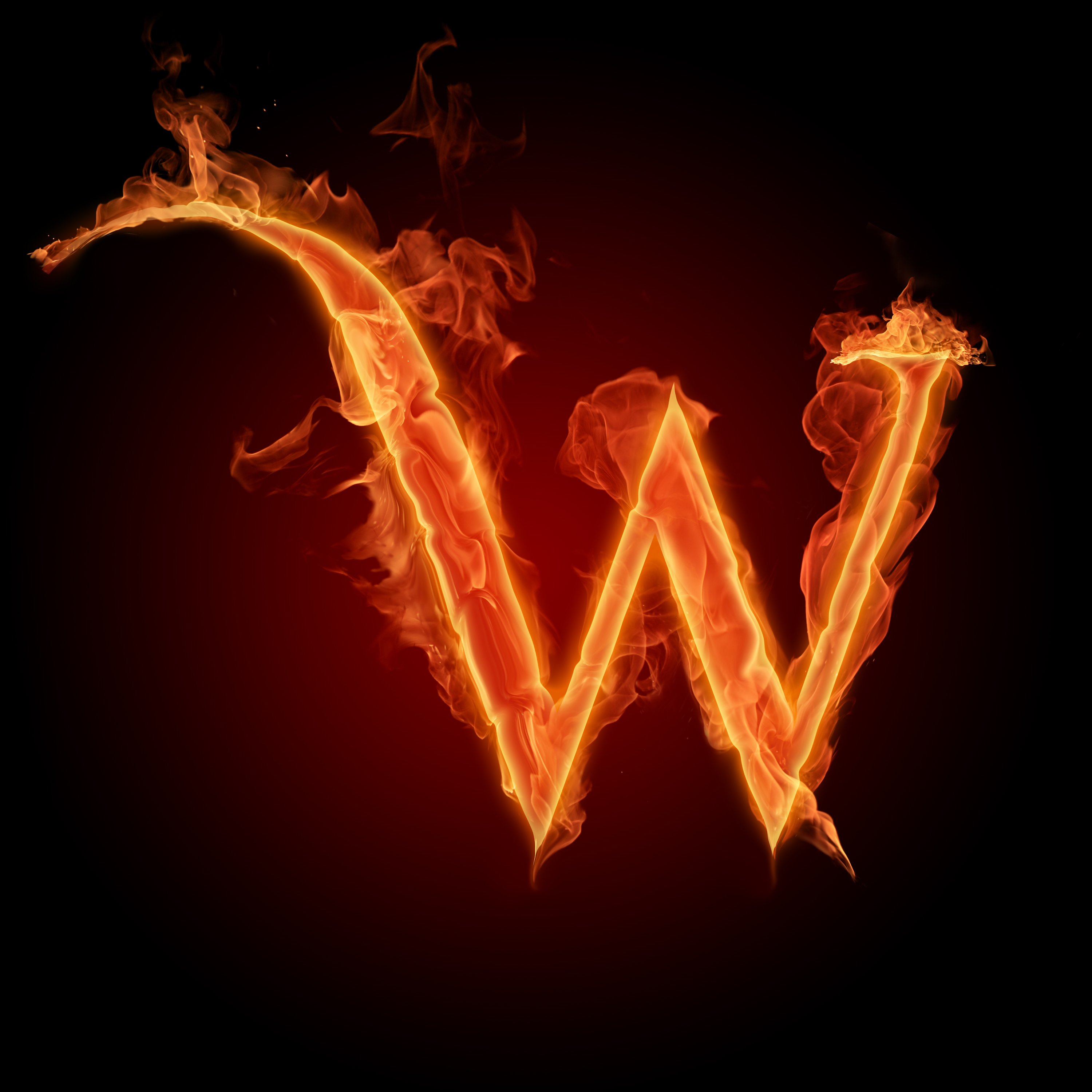 Fire Letters Wallpapers HD 3000X3000 S Z   Photo 6 of 8 phombocom 3000x3000
