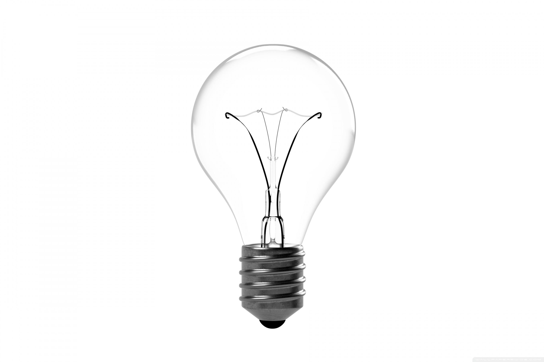 Incandescent Light Bulb 4K HD Desktop Wallpaper for 4K Ultra HD 3000x2000