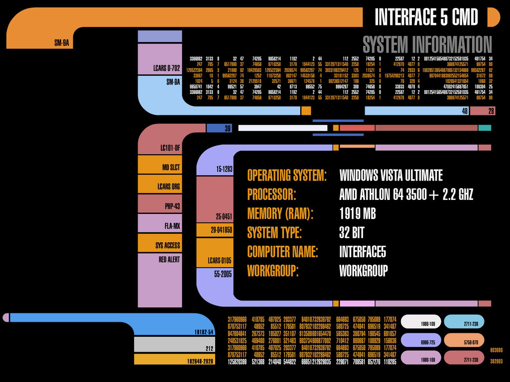 Star Trek Console Wallpaper Wallpapersafari