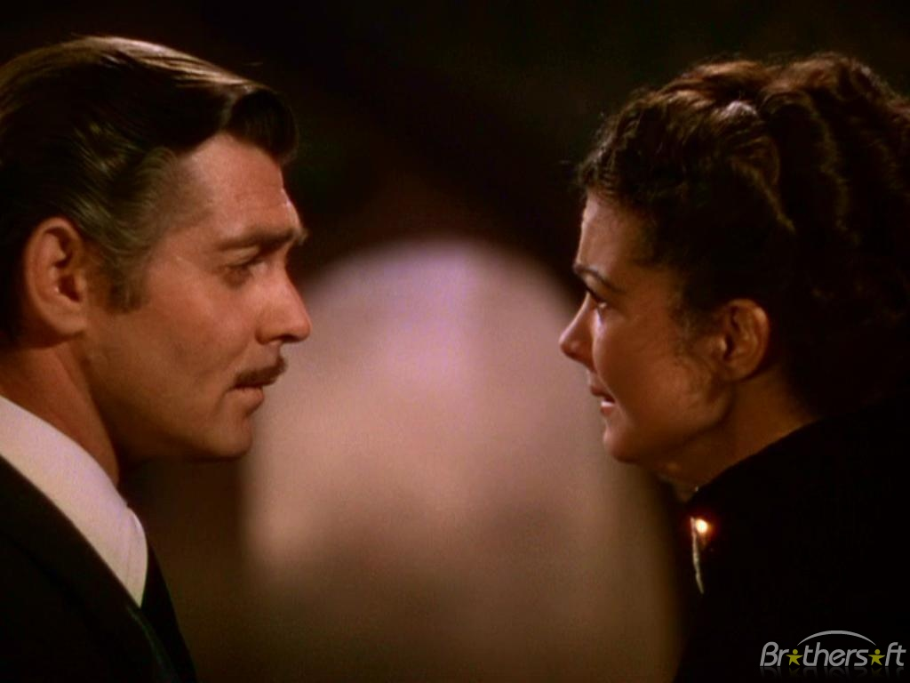 Free Download The Classic Movie Gone With The Wind Wallpaper The