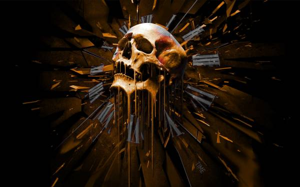 More wallpaper skull dark death scary hd download 1920x1200 600x375