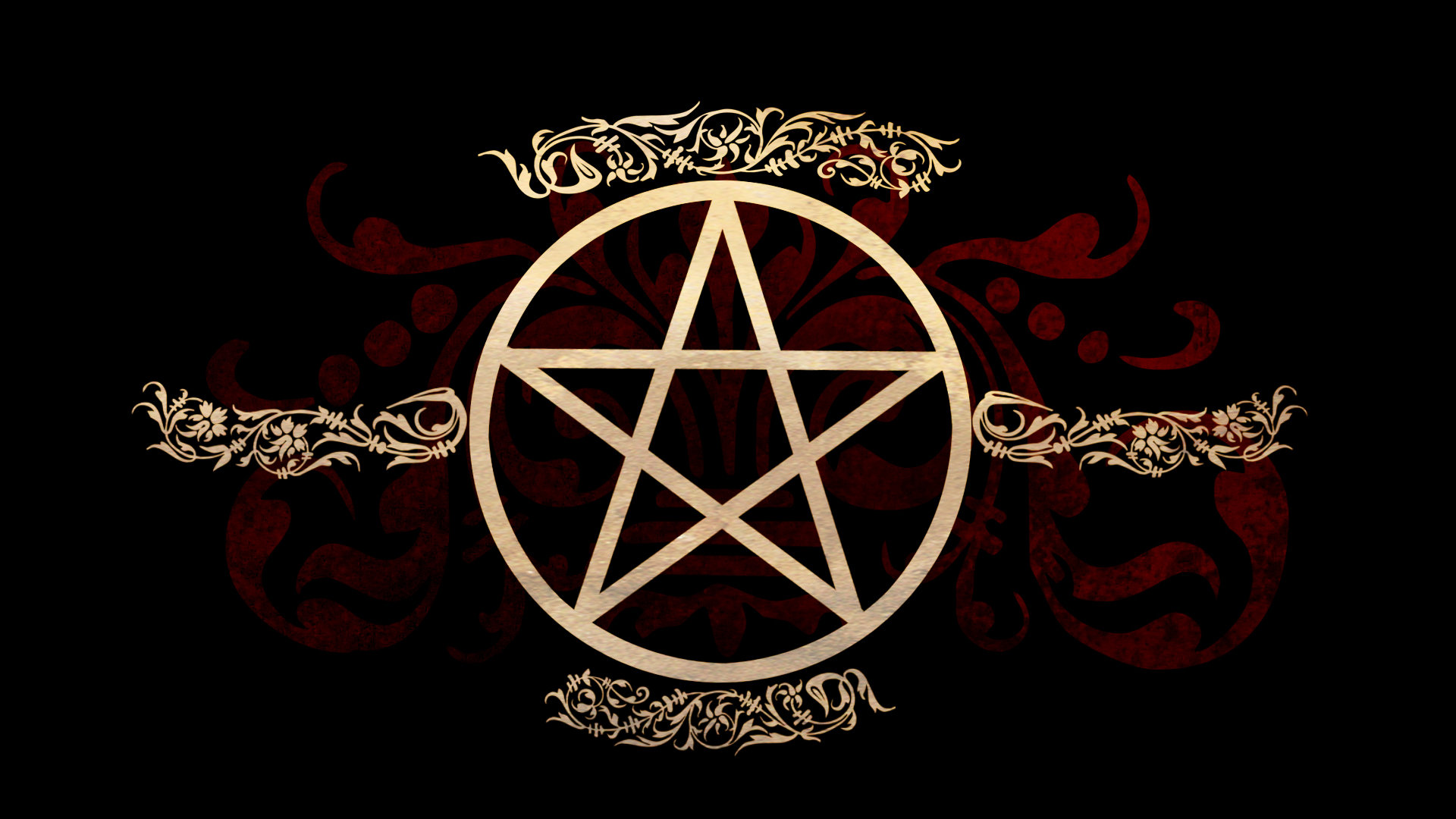 wiccan wallpaper