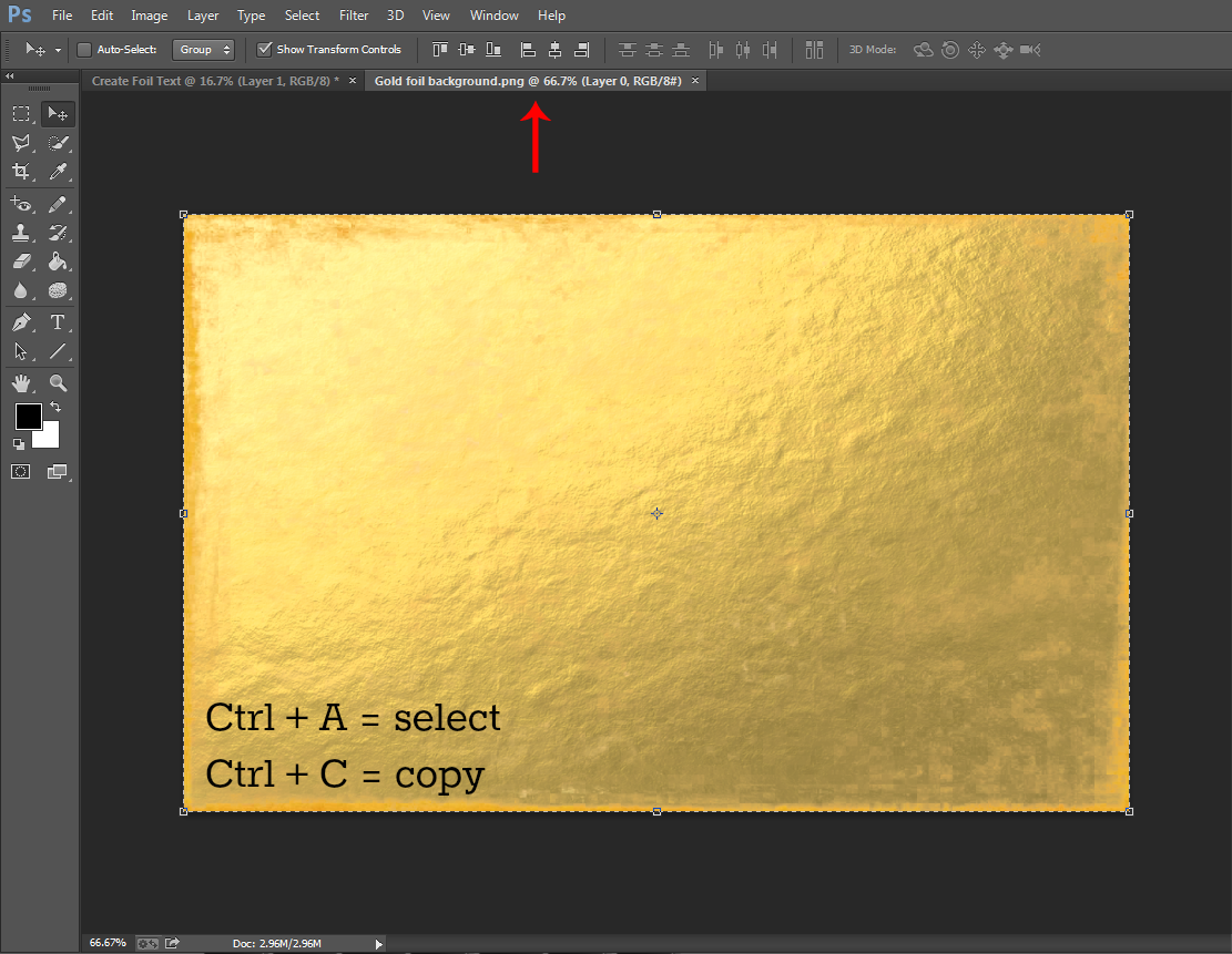 Metallic Gold Foil Background The Gold Foil Background 1111x861