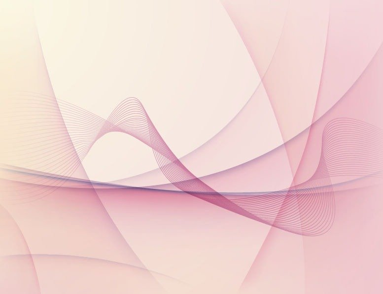 Abstract Pink Wave Vector Background Vector Graphics All 777x596