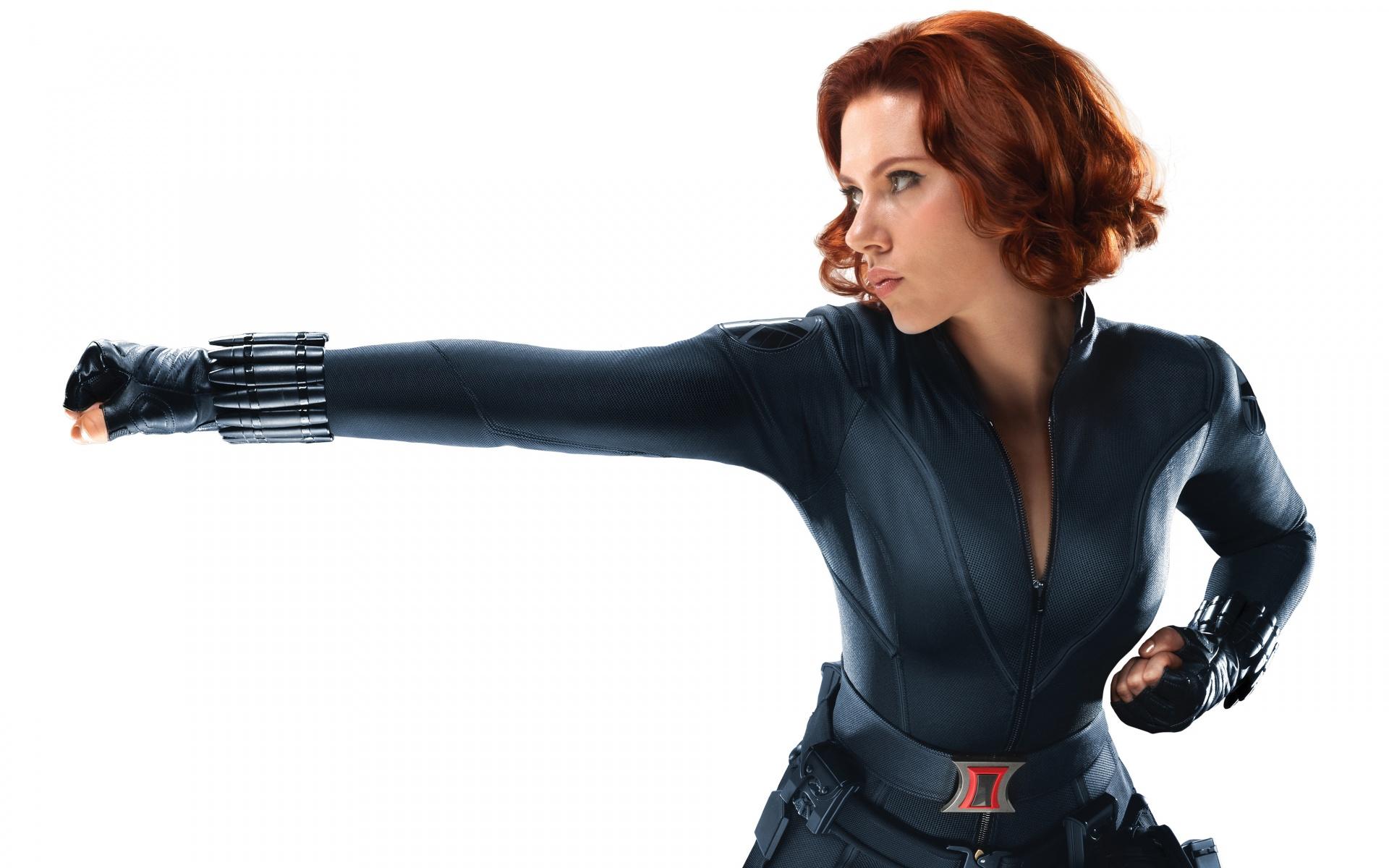 Scarlett Johansson Black Widow   Wallpaper High Definition High 1920x1200
