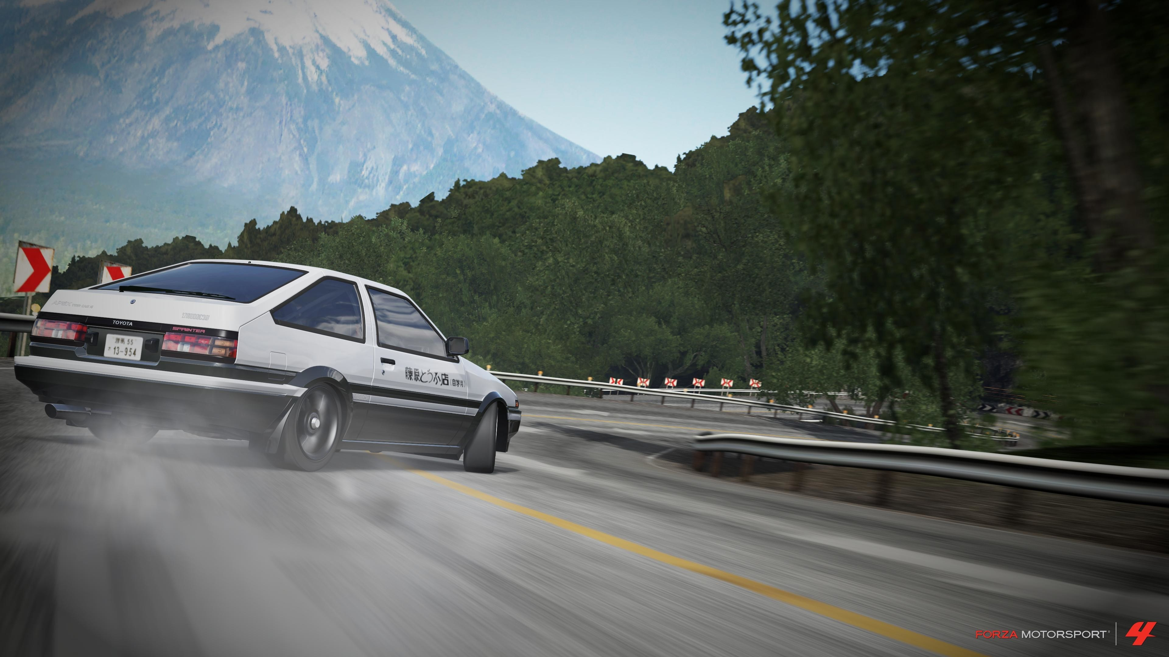 72 Initial D Wallpapers on WallpaperPlay 3840x2160
