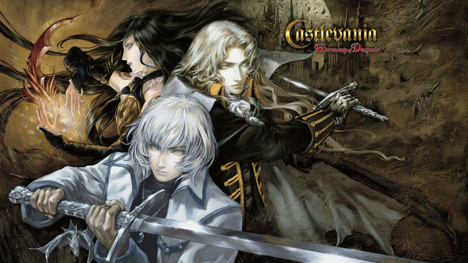Castlevania Dawn Of Sorrow HD Wallpaper 8   1600 X 900 stmednet 1600x900