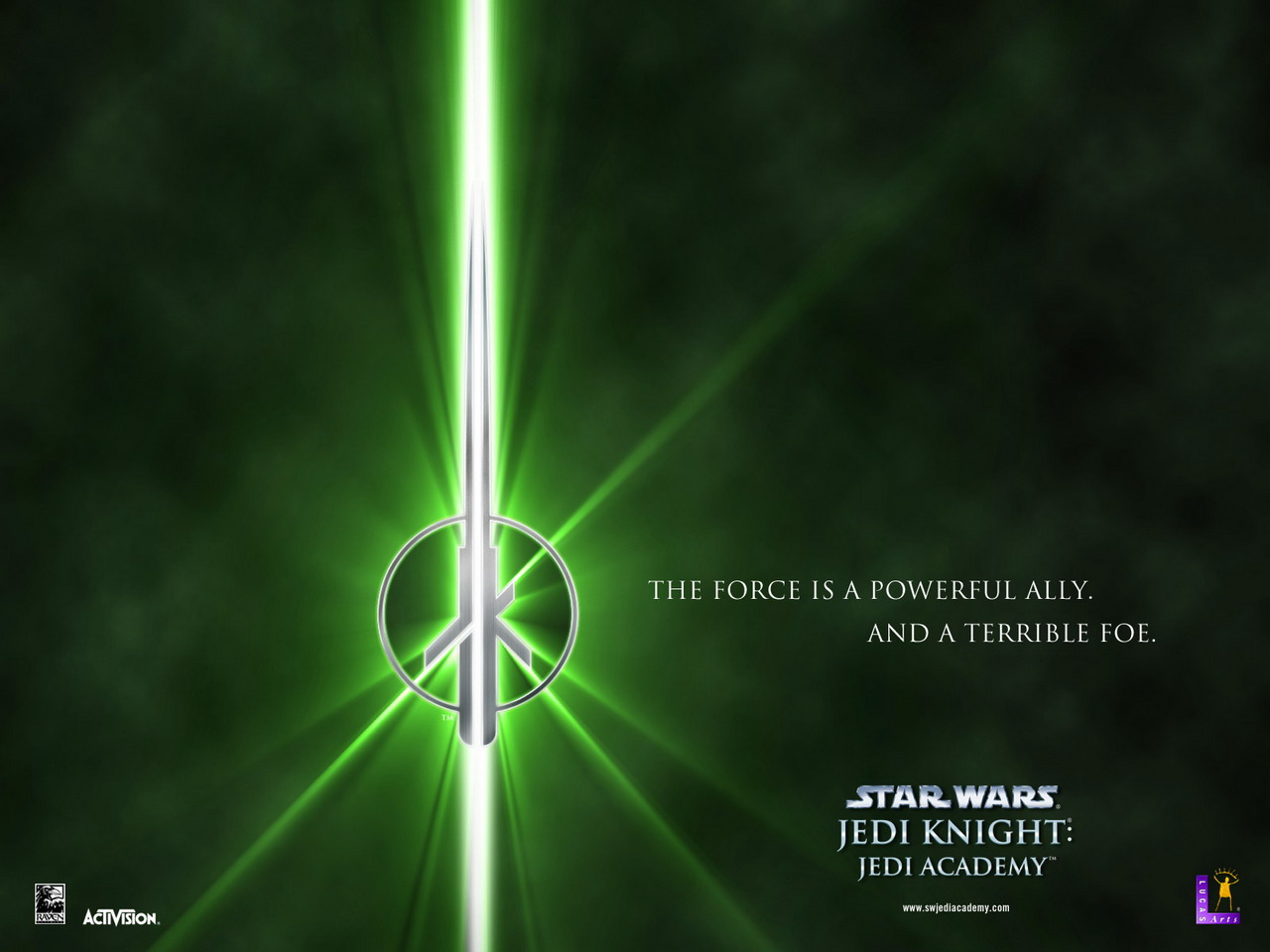 Jedi Knight Wallpaper 1280x960