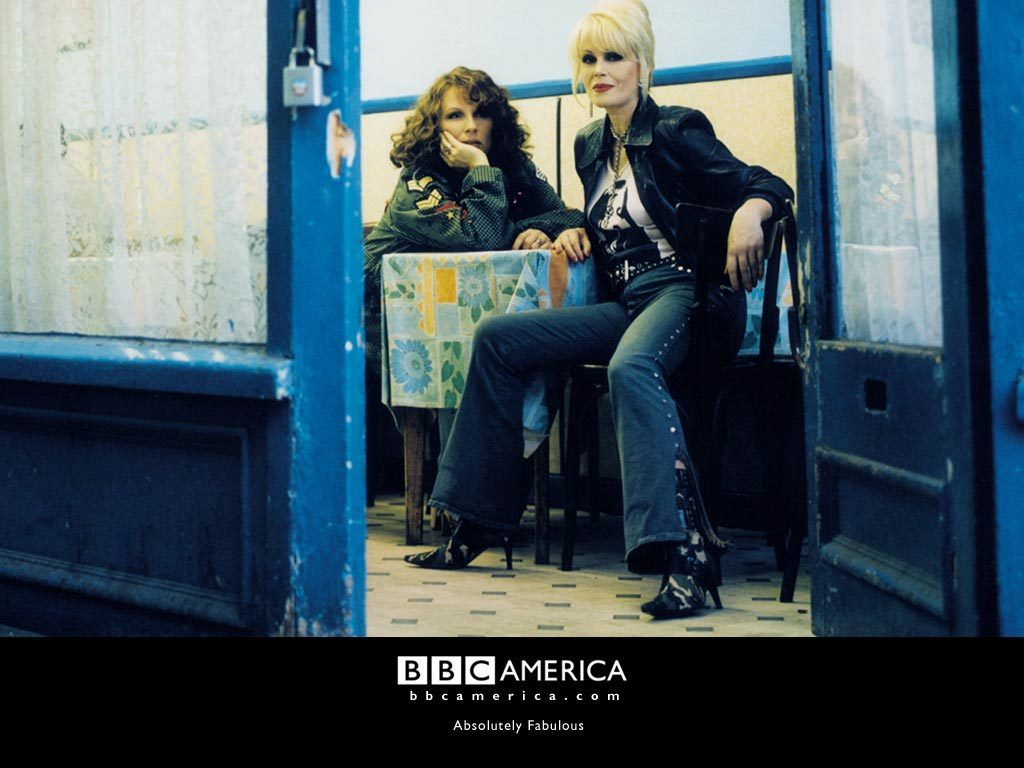 Ab Fab Wallpapers   Absolutely Fabulous Wallpaper 7930718 1024x768
