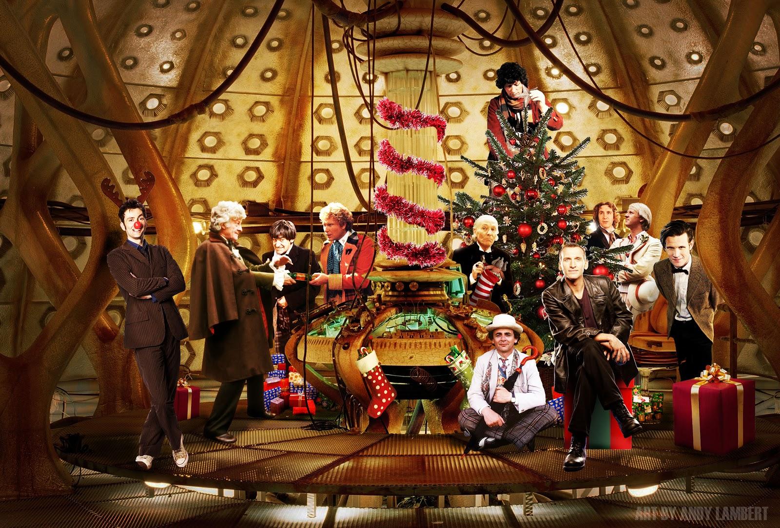Doctor Who   12 Wallpapers de Natal Episdio em Foco 1600x1084