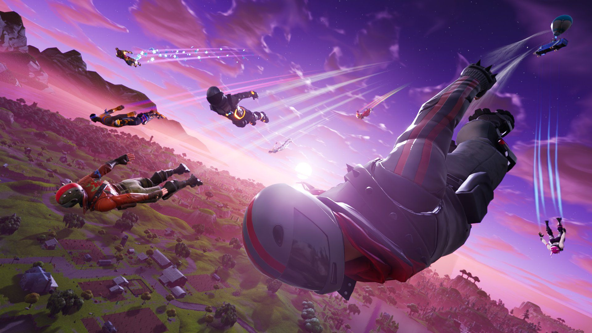 The latest Fortnite patch brings big changes to Battle Royale 1920x1080