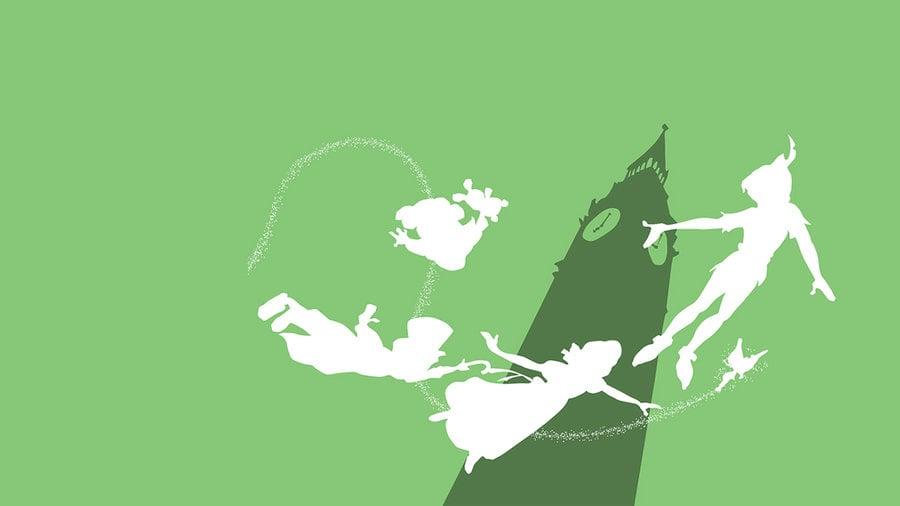 Disney Quotes Peter Pan Wallpapers QuotesGram 900x506