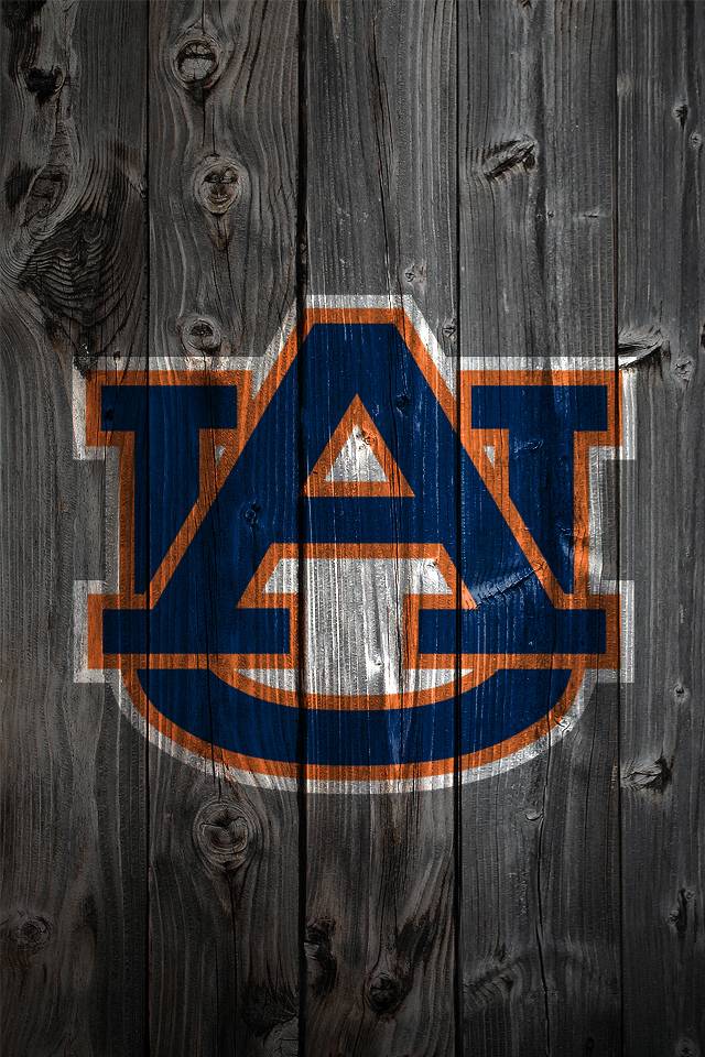 Auburn Tigers Wood iPhone 4 Background   a photo on Flickriver 640x960