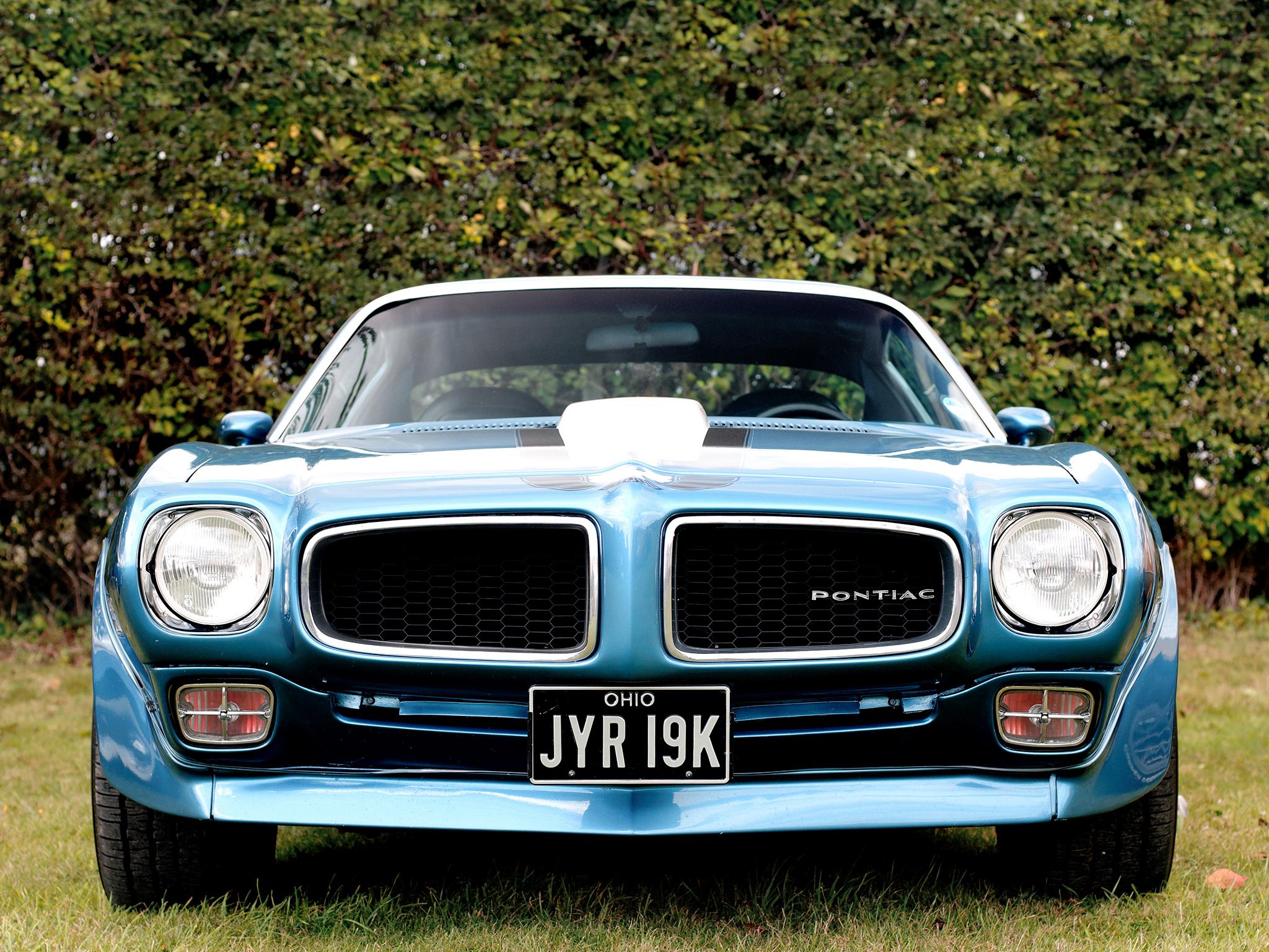 Firebird Trans Am Super Duty 1972 1974 Pontiac Firebird Trans 2048x1536