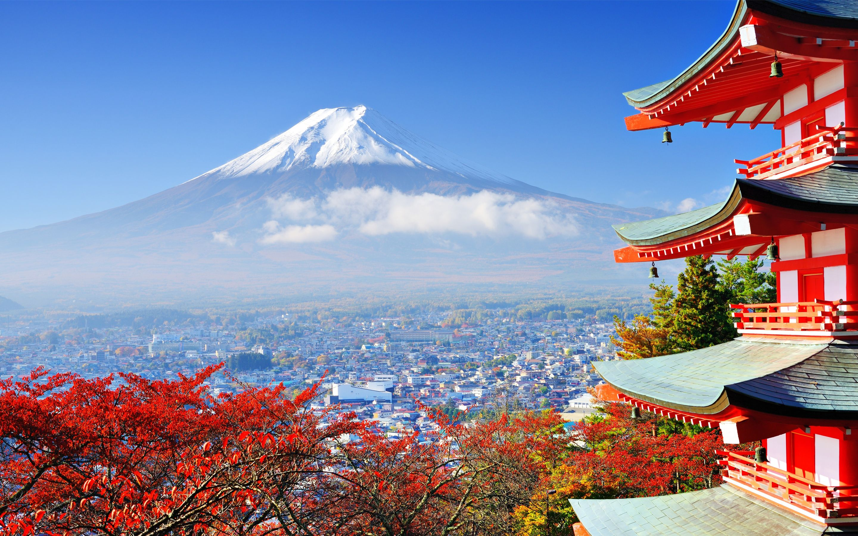 Mount Fuji Japan Wallpapers   Top Mount Fuji Japan 2880x1800