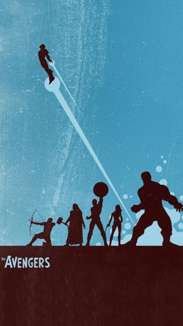 Avengers Iphone 5 Lock Screen Wallpaper Iphone 5 Pinterest 640x1136