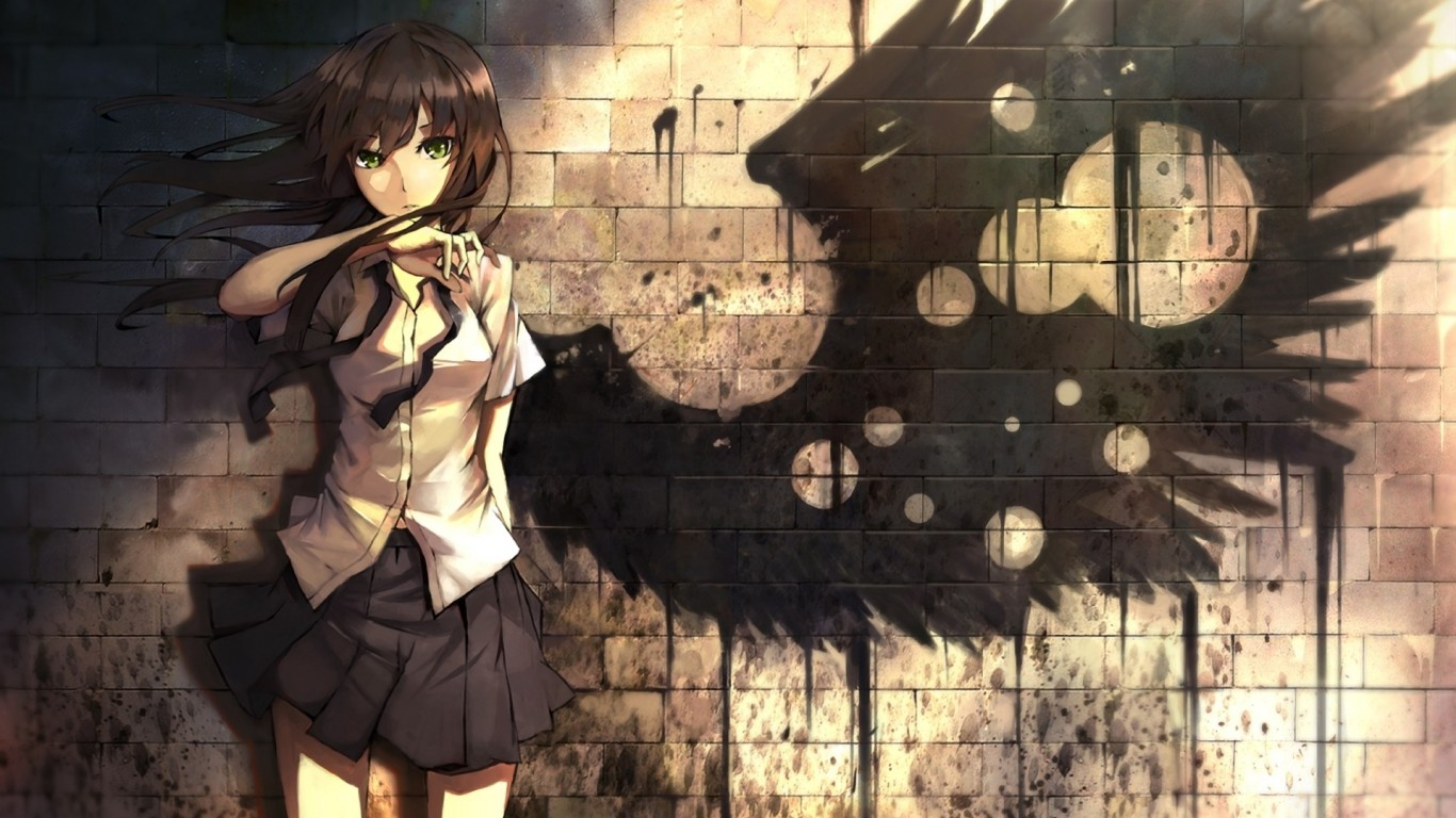 Fallen Angels Anime Wallpaper
