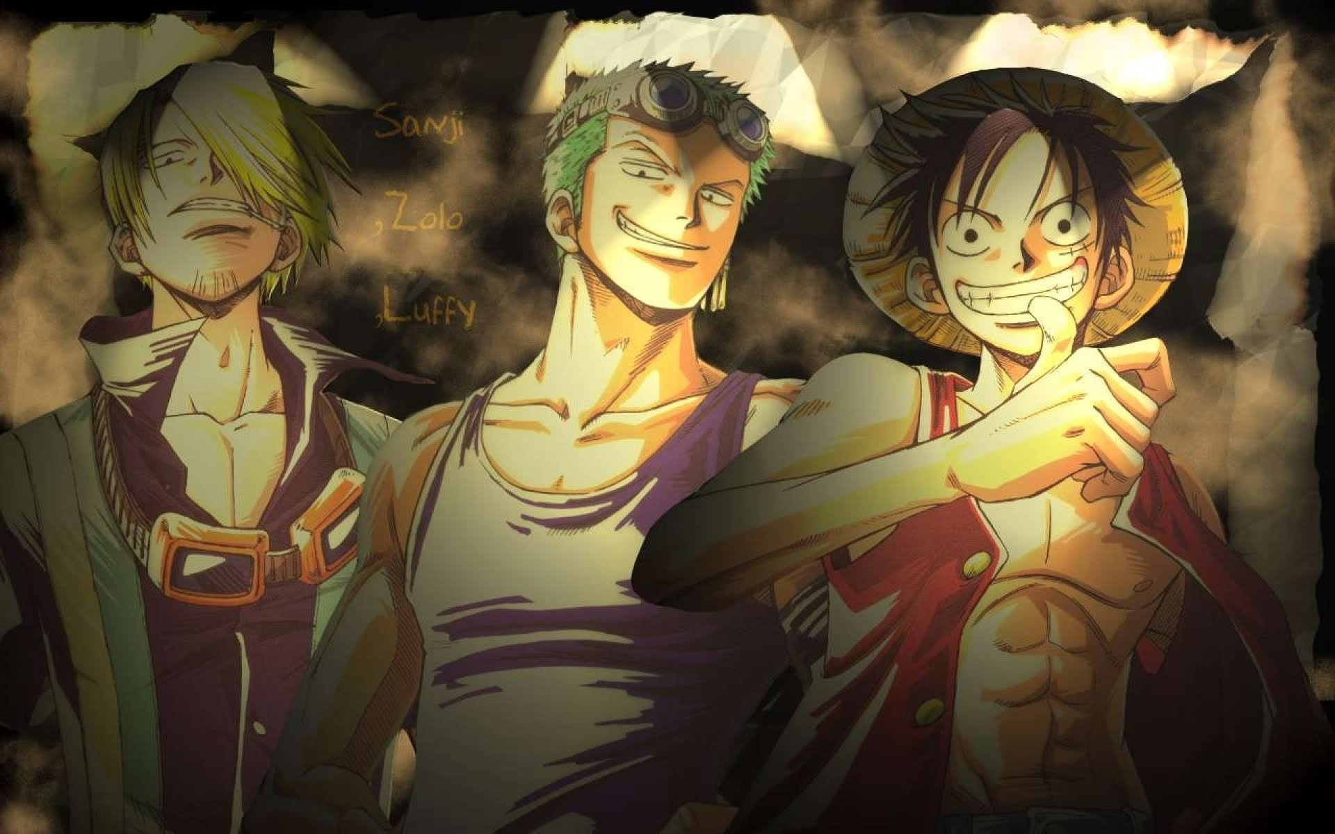 One Piece Epic HD Wallpapers and Photos 1920x1200