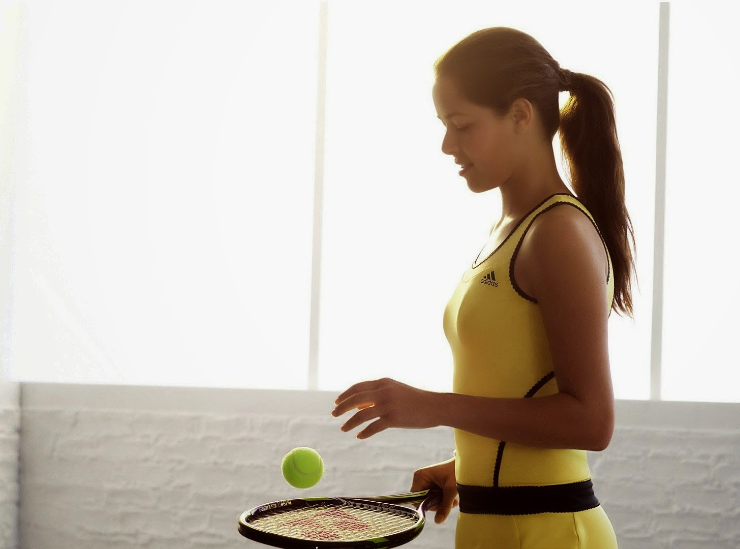 Ana Ivanovic New HD Wallpapers 2014 Lovely Tennis Stars 1456x1080