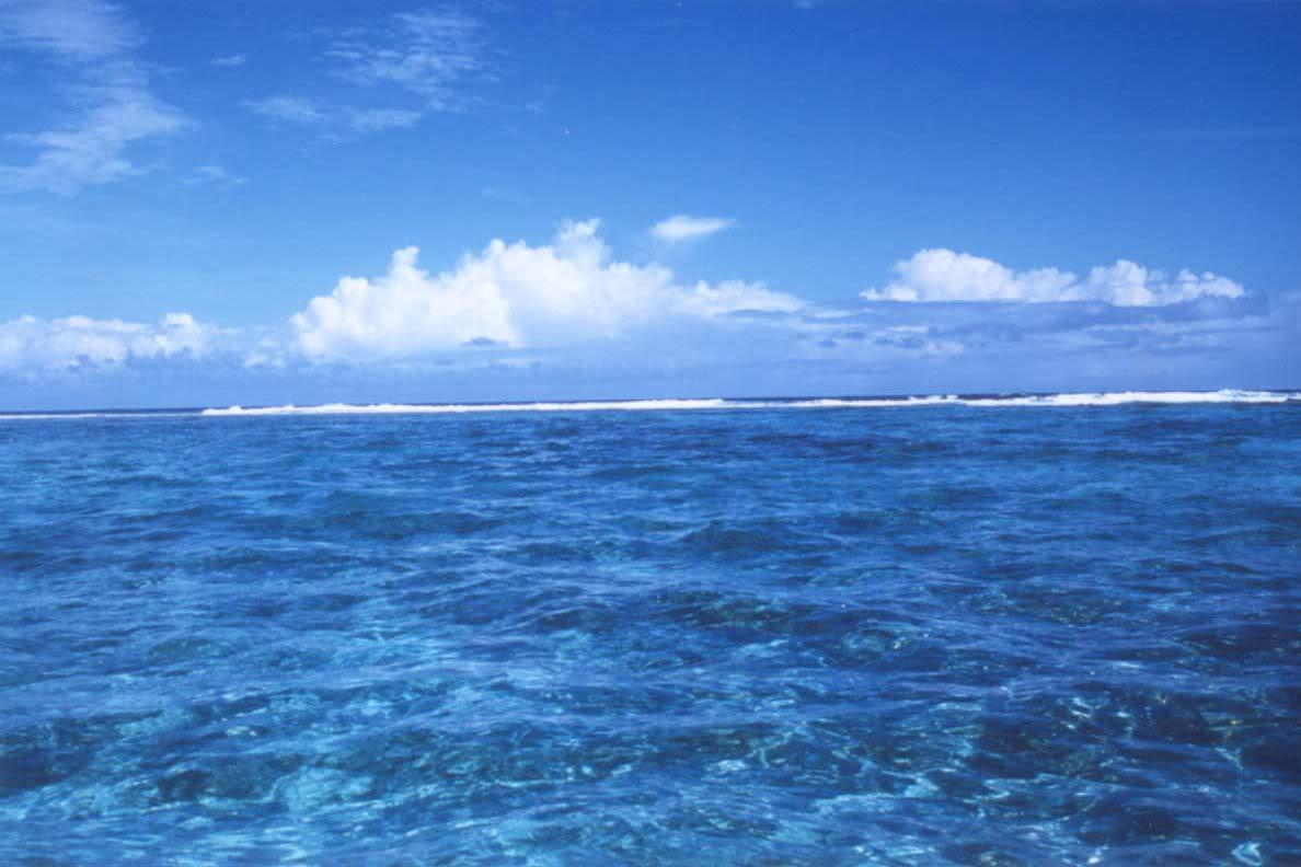Blue water desktop wallpaper wallpapersafari - Wallpaper ocean blue ...