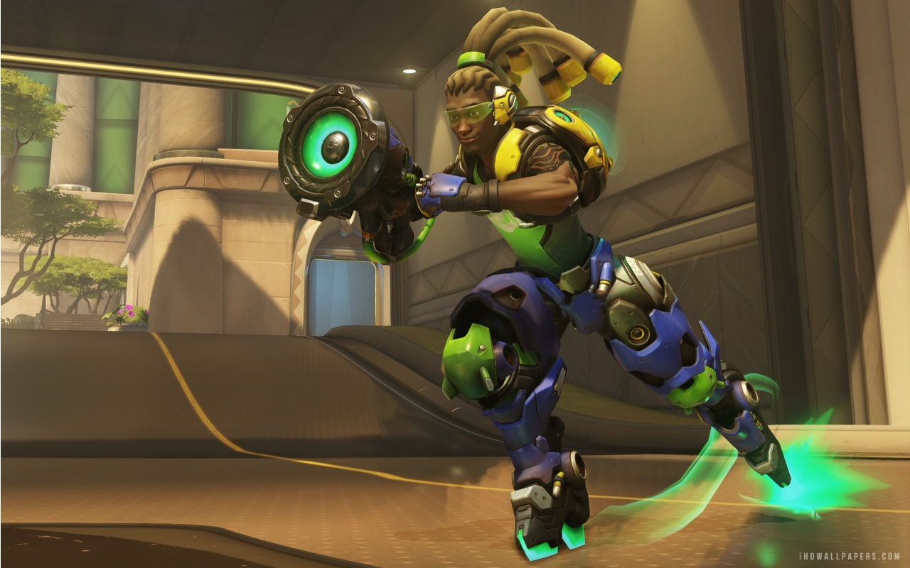 Overwatch Lucio HD Wallpaper   iHD Wallpapers 1280x800