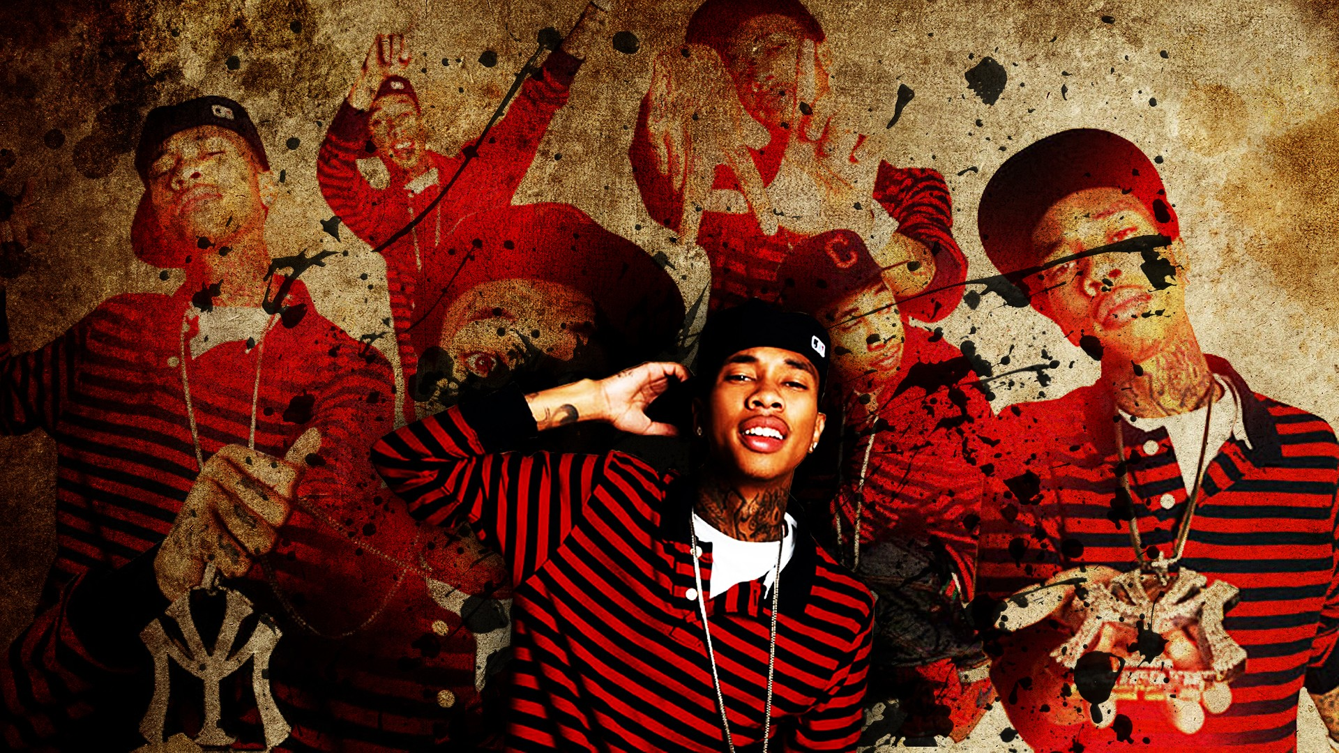 Download Tyga HD 16 background for your phone iPhone android 1920x1080