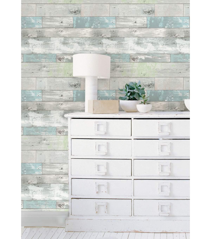 WallPops NuWallpaper Peel Stick Beachwood JOANN 1200x1360