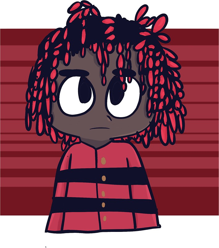 LIL YACHTY LIL BOAT   ANIME   JAPANESE DRAWING 707x800