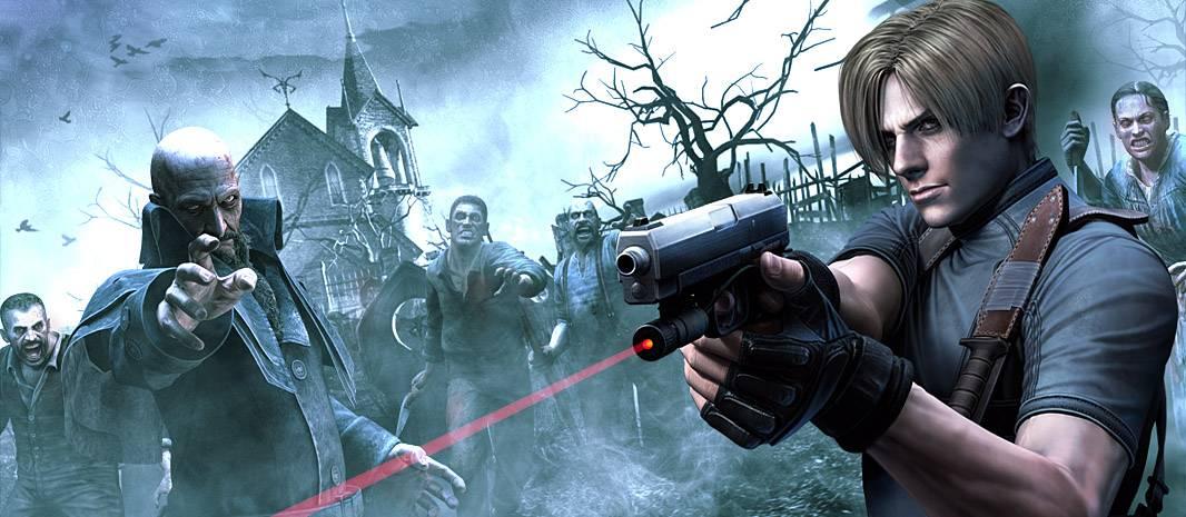 49+ Resident Evil 4 Wallpaper on WallpaperSafari