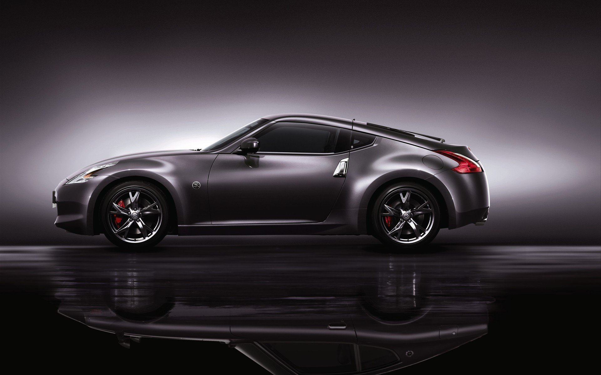 Download Nissan 370Z 1920x1200 Wallpaper 1920x1200