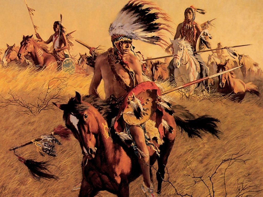 why did the plains indians lose Examines the reasons for why the plains indians defeated custer's men at the battle of the little bighorn, and examines the role of custer himself.