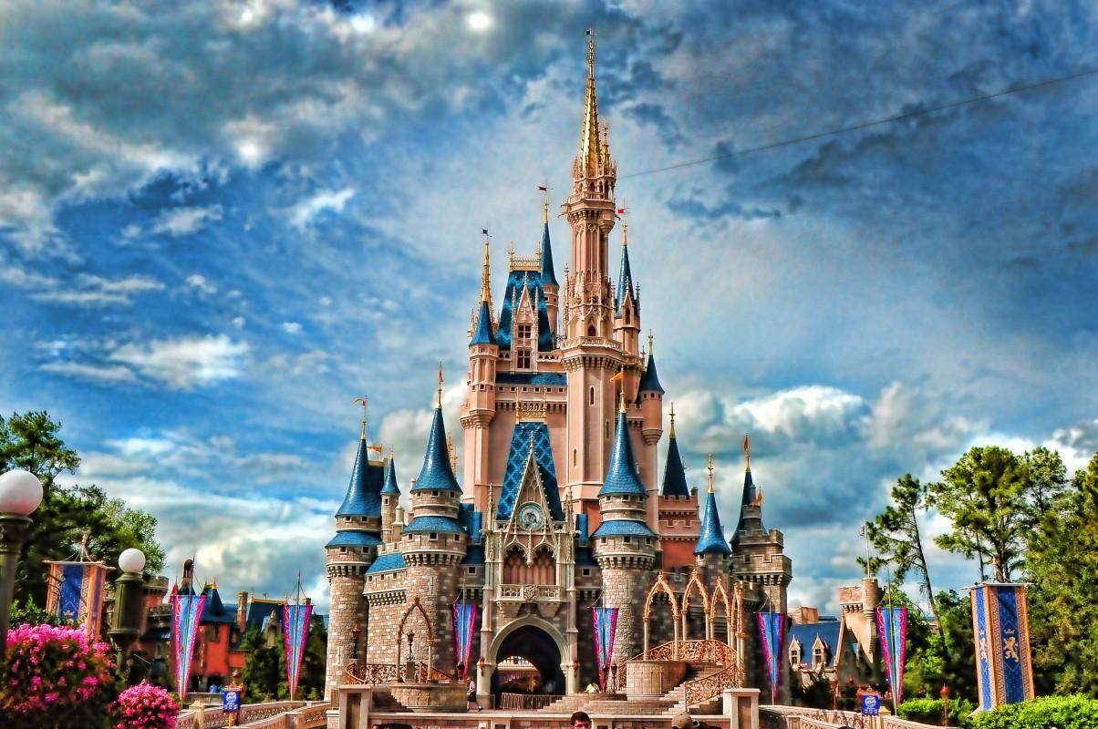 Cinderellas Castle Walt Disney World   a photo on Flickriver 1204x800