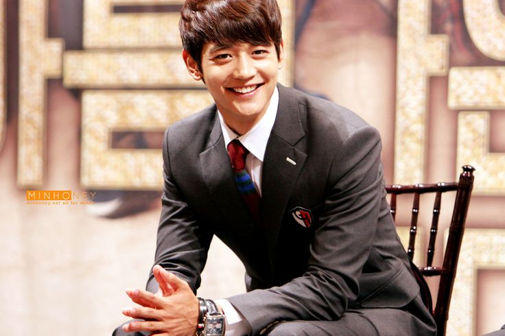 Choi Minho as Kang Tae Joon in To the Beautiful You 736x490