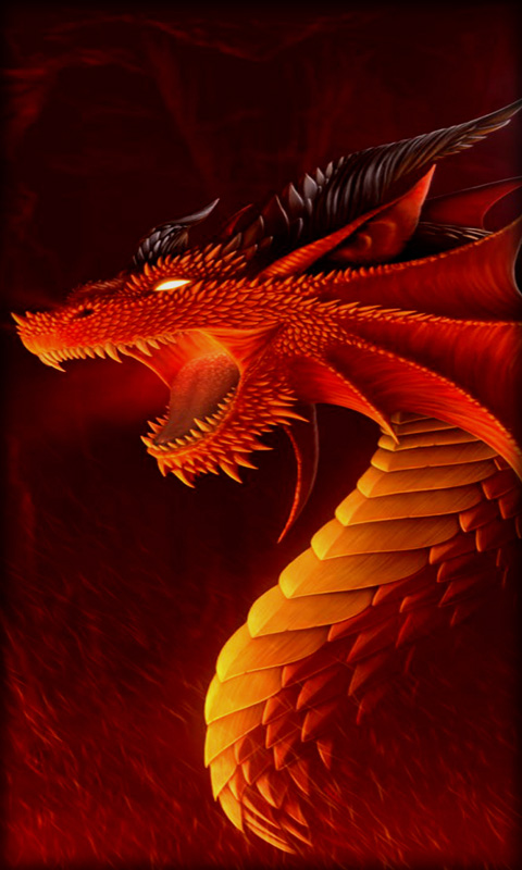 Dragon Live Wallpaper app download for Android 480x800