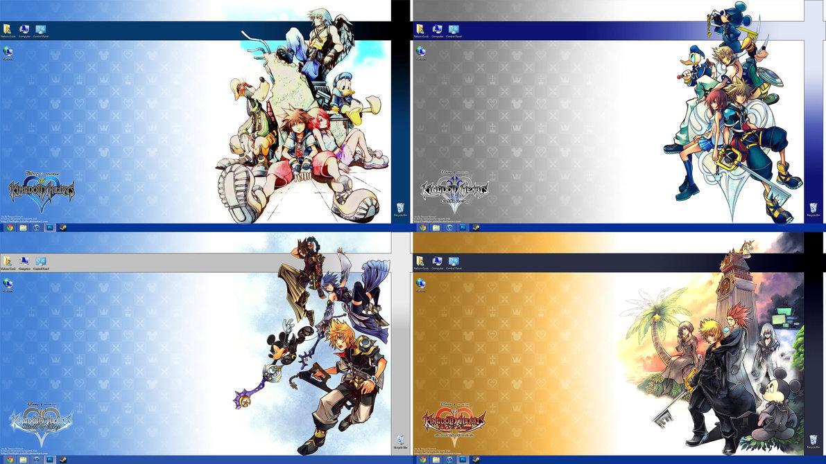 Kingdom Hearts Wallpapers   Windows 78   1080p by Twilight Paladin 1191x670