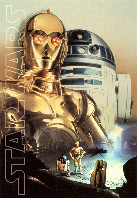 R2d2 And C3po C3PO and R2D2 W...
