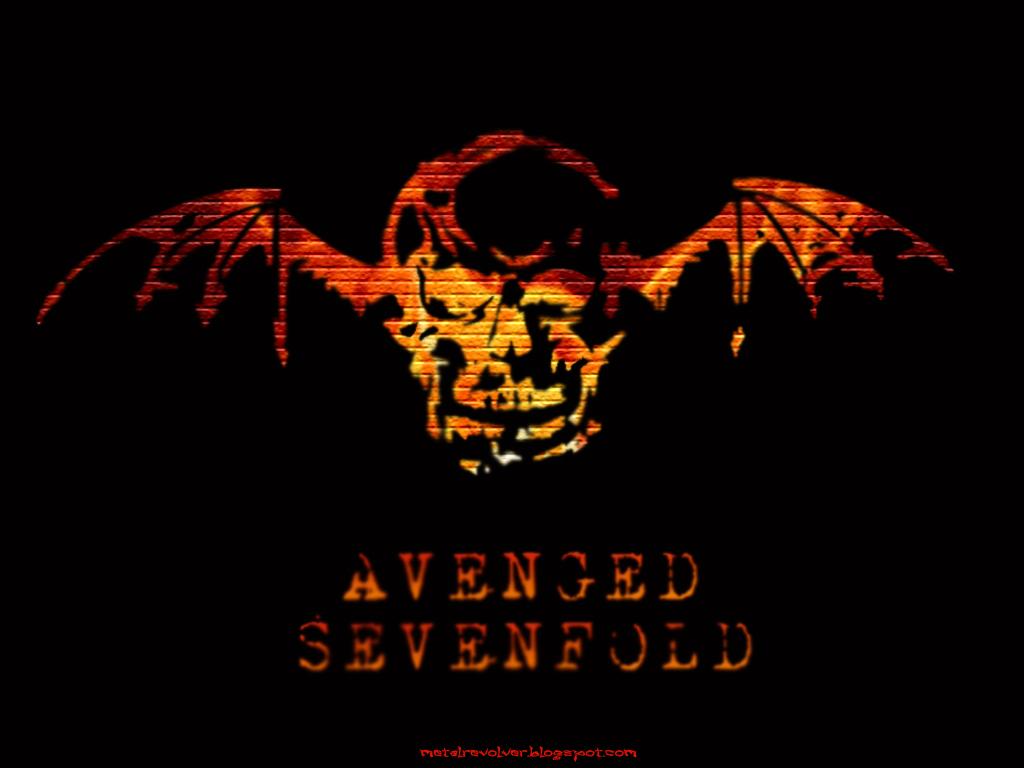Wallpaper Avenged Sevenfold My image 1024x768