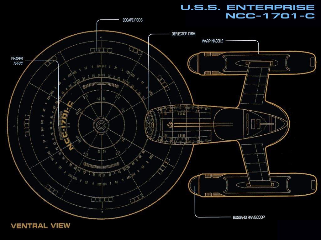 Free download STAR TREK FAN TUMBLR NCC 1701 C Blueprint