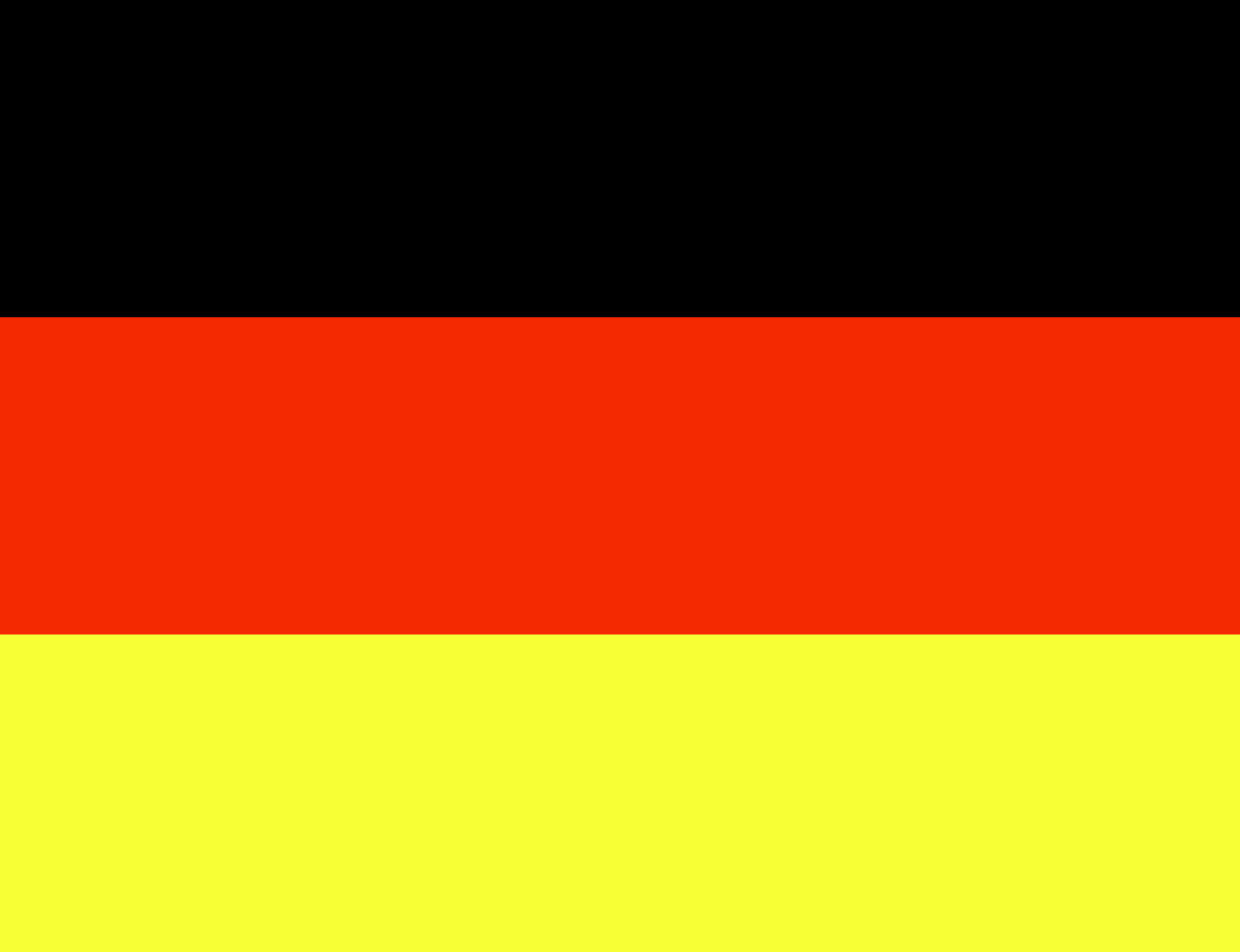 Flag Wallpaper of Germany 1400x1075