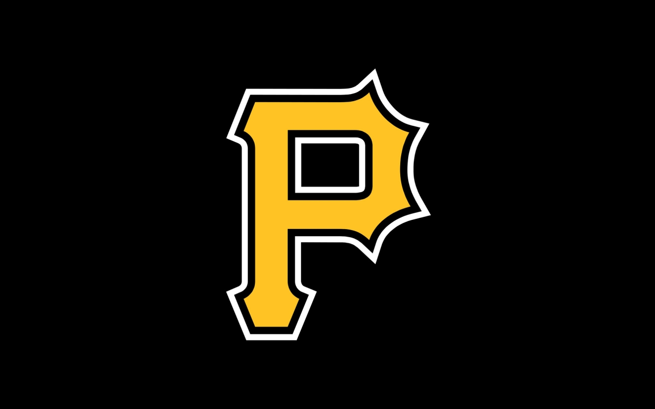 Pittsburgh Pirates Logo HD Desktop Wallpaper Background download 1280x800