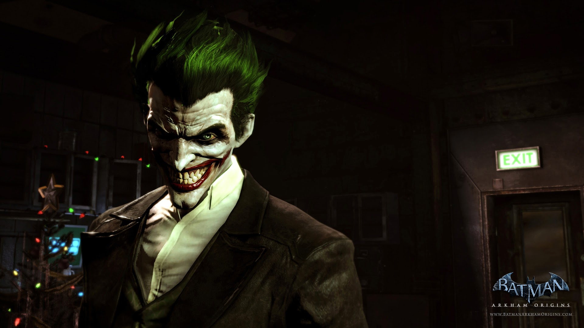 Joker Arkham Origins a355 HD Wallpaper 1920x1080