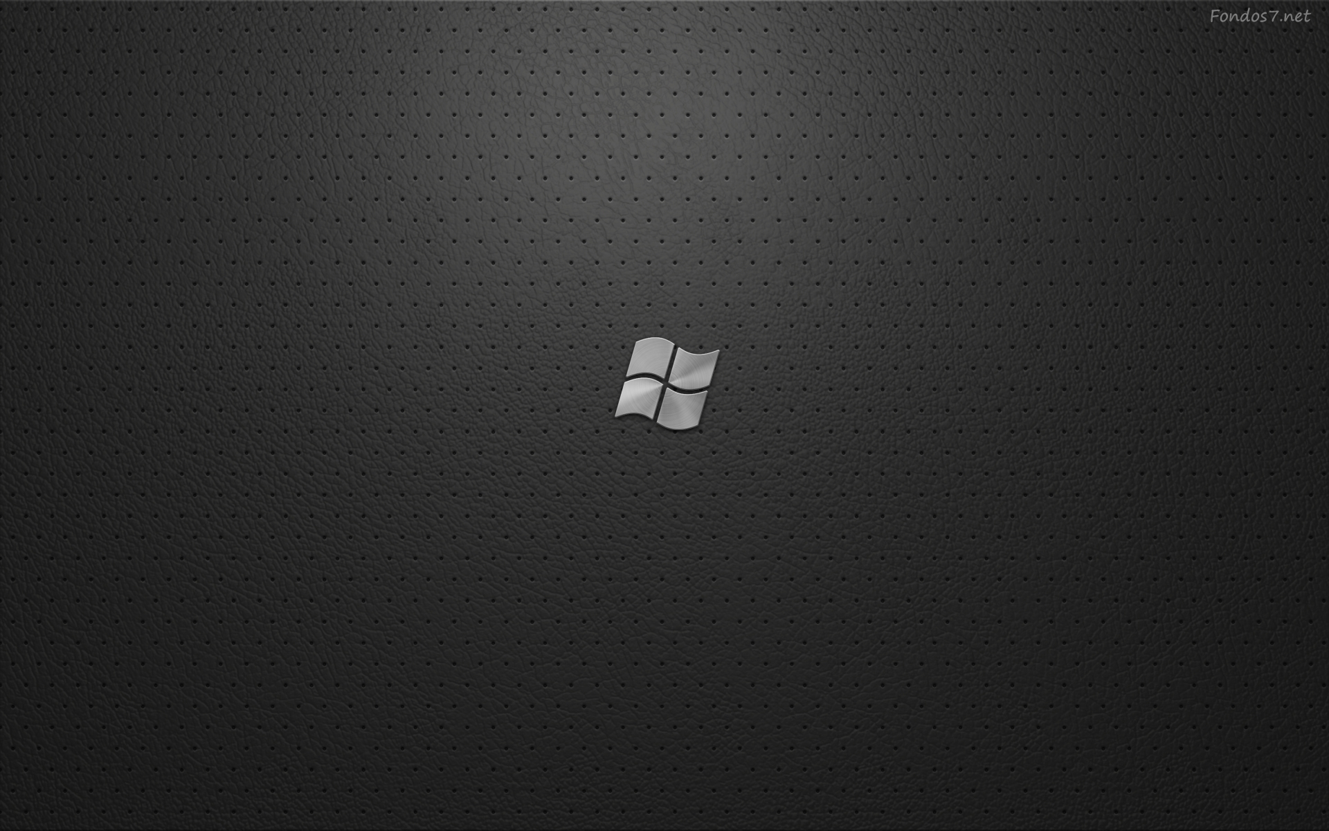 Descargar Fondos de pantalla windows seven black hd widescreen Gratis 1920x1200