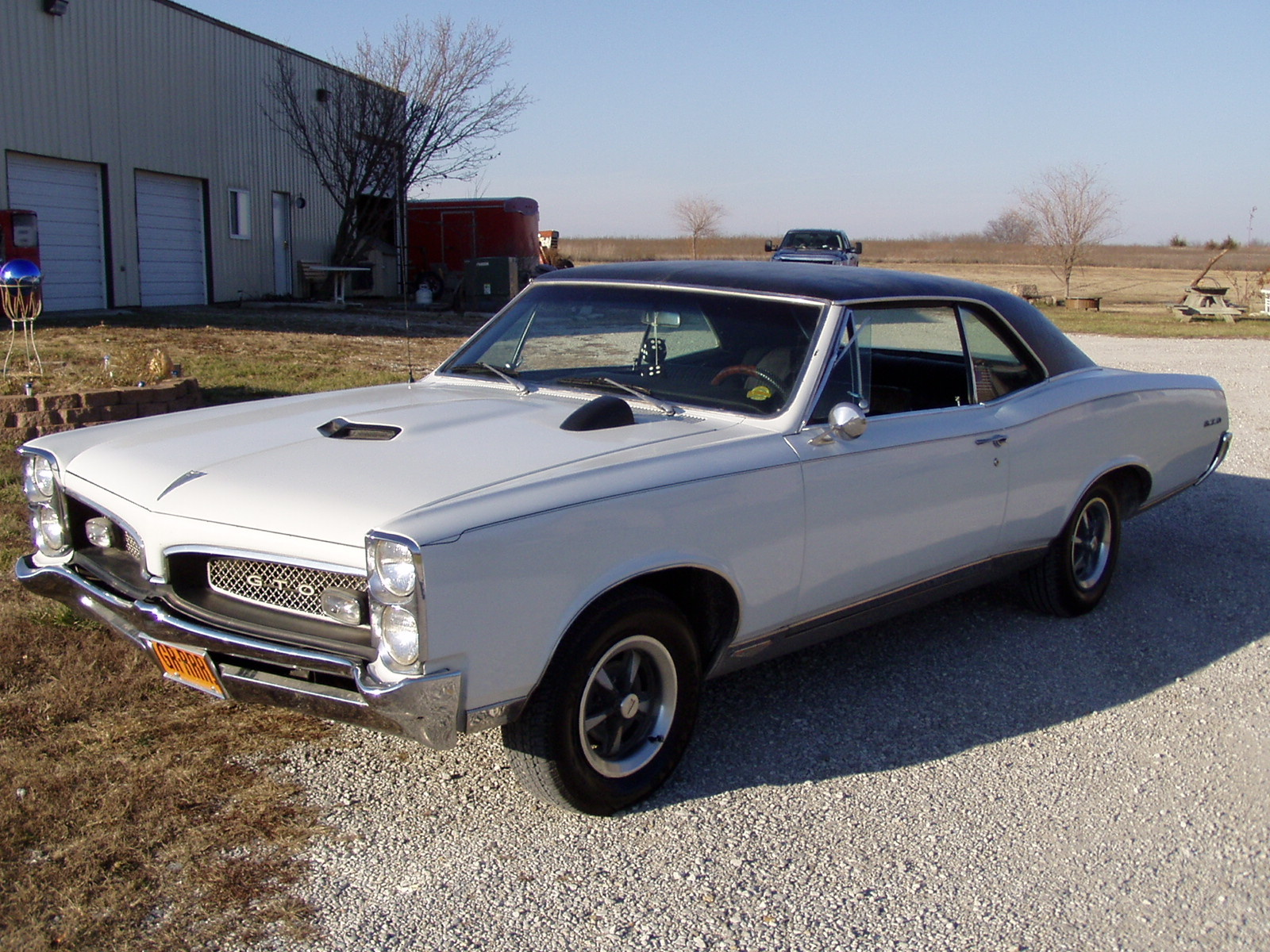 Picture of 1967 Pontiac GTO exterior 1600x1200