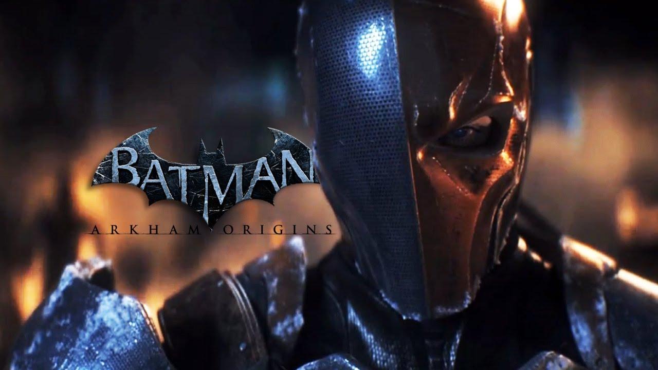 Batman Arkham Origins Deathstroke Trailer 1280x720