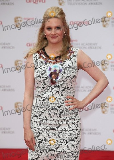 Photos and Pictures   Romola Garai arriving for the TV 400x564
