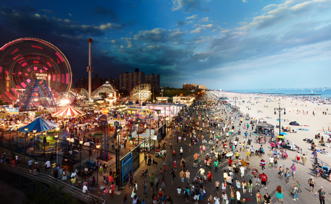 coney island wallpaper 1060x655