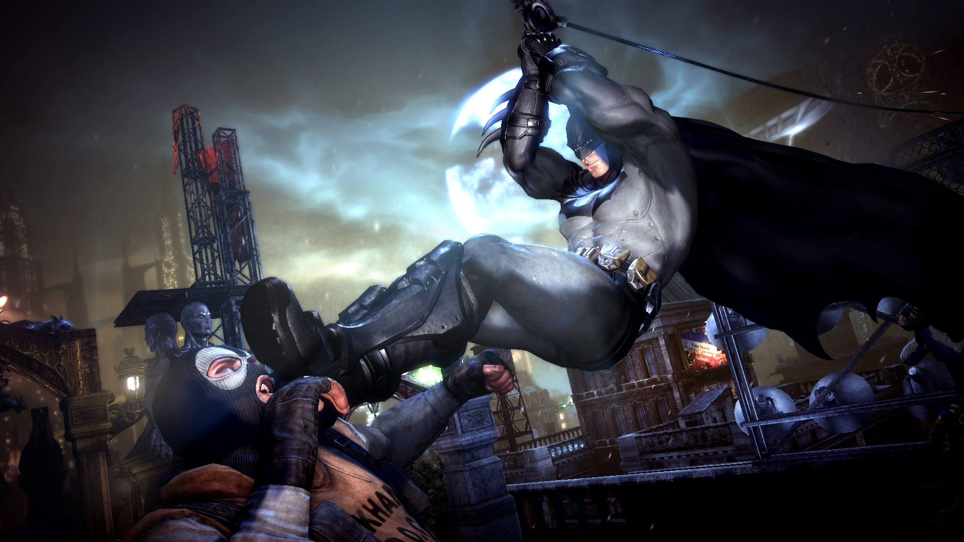 Wallpaper Batman Arkham City Download Wallpaper DaWallpaperz 1920x1080